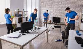 Benefits of Hiring Commercial Cleaning Services